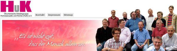 HuK: Die Braunschweiger Dektione der Ökomenische Arbeitsgruppe Homosexualität und Kirche schwul lesbisch transgender